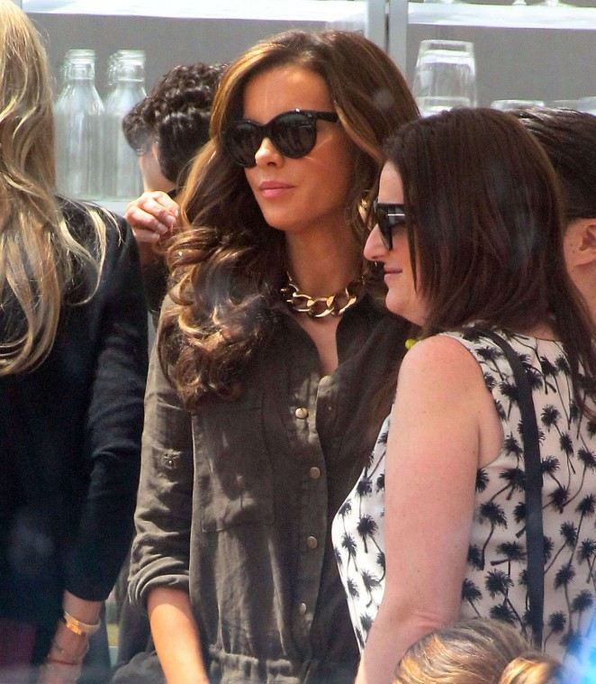 Kate Beckinsale: Joel Silvers Memorial day Party -16