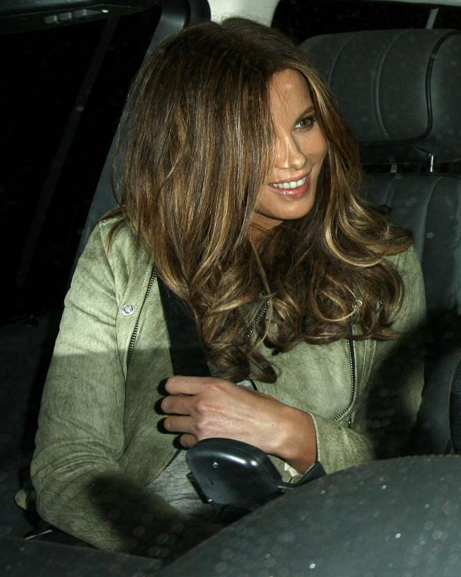 Kate Beckinsale – Leaving Nice Guy in Los Angeles