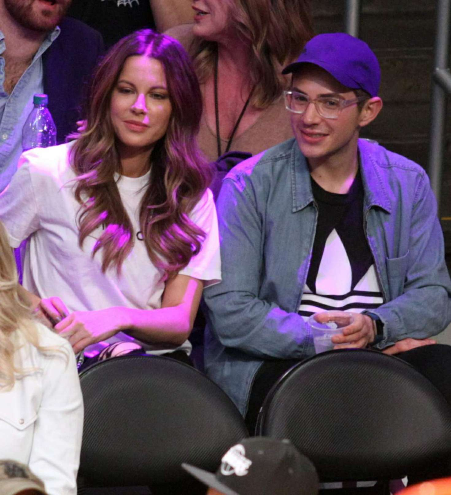 Kate Beckinsale – Los Angeles Lakers Vs The Cleveland Cavaliers Game In LA