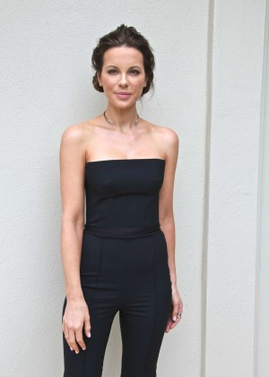 Kate Beckinsale - 'Love and Friendship' Press Conference in Beverly Hills