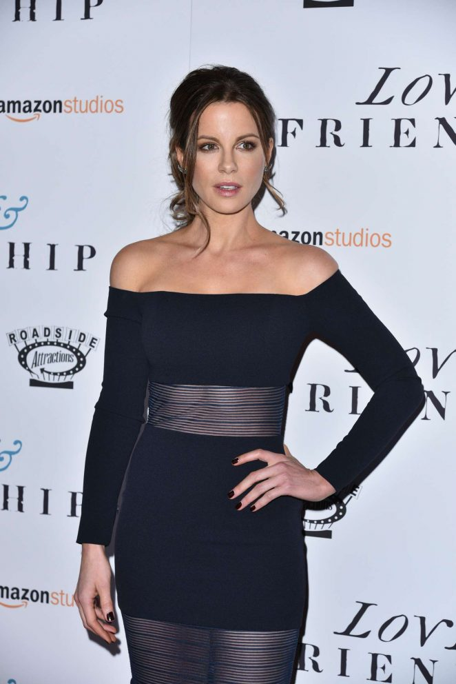 Kate Beckinsale - 'Love and Friendship' Screening in New York City