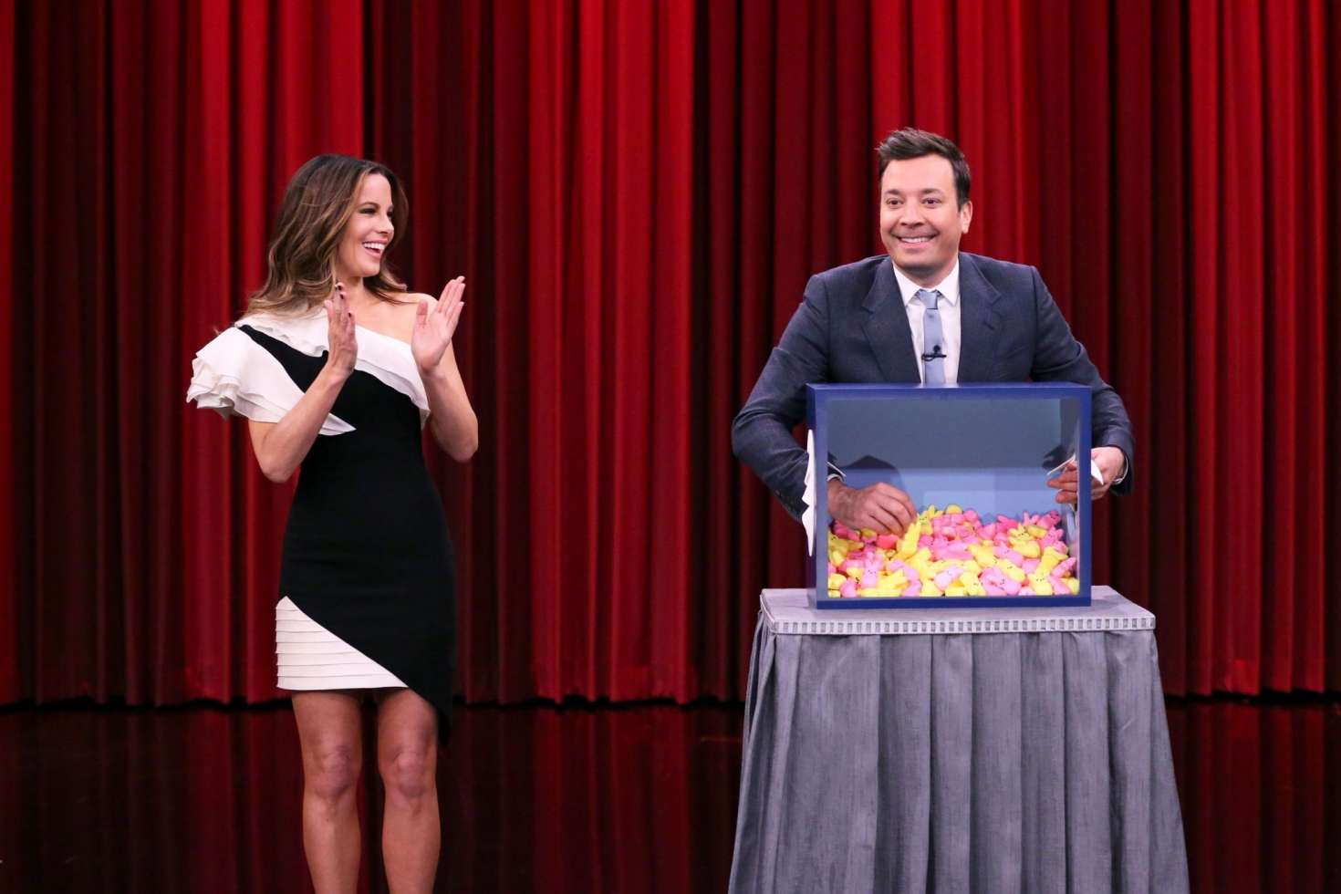 Kate Beckinsale 2019 : Kate Beckinsale: On The Tonight Show Starring Jimmy Fallon -03