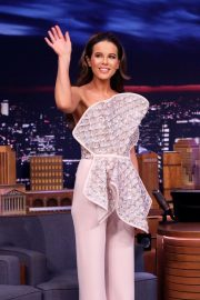 Kate Beckinsale - On 'The Tonight Show Starring Jimmy Fallon' in NYC