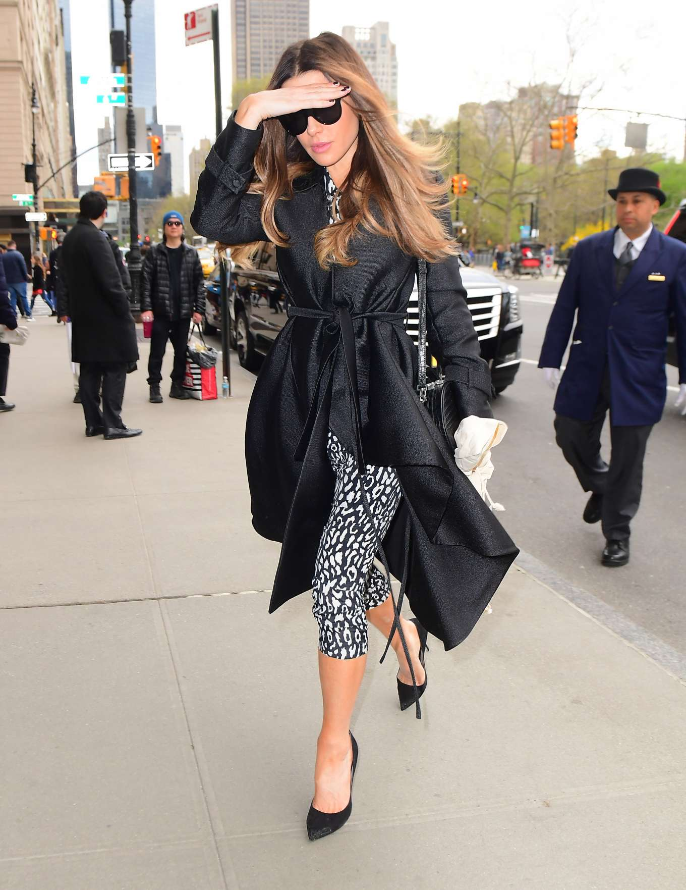 Kate Beckinsale 2019 : Kate Beckinsale: Out in NYC -01