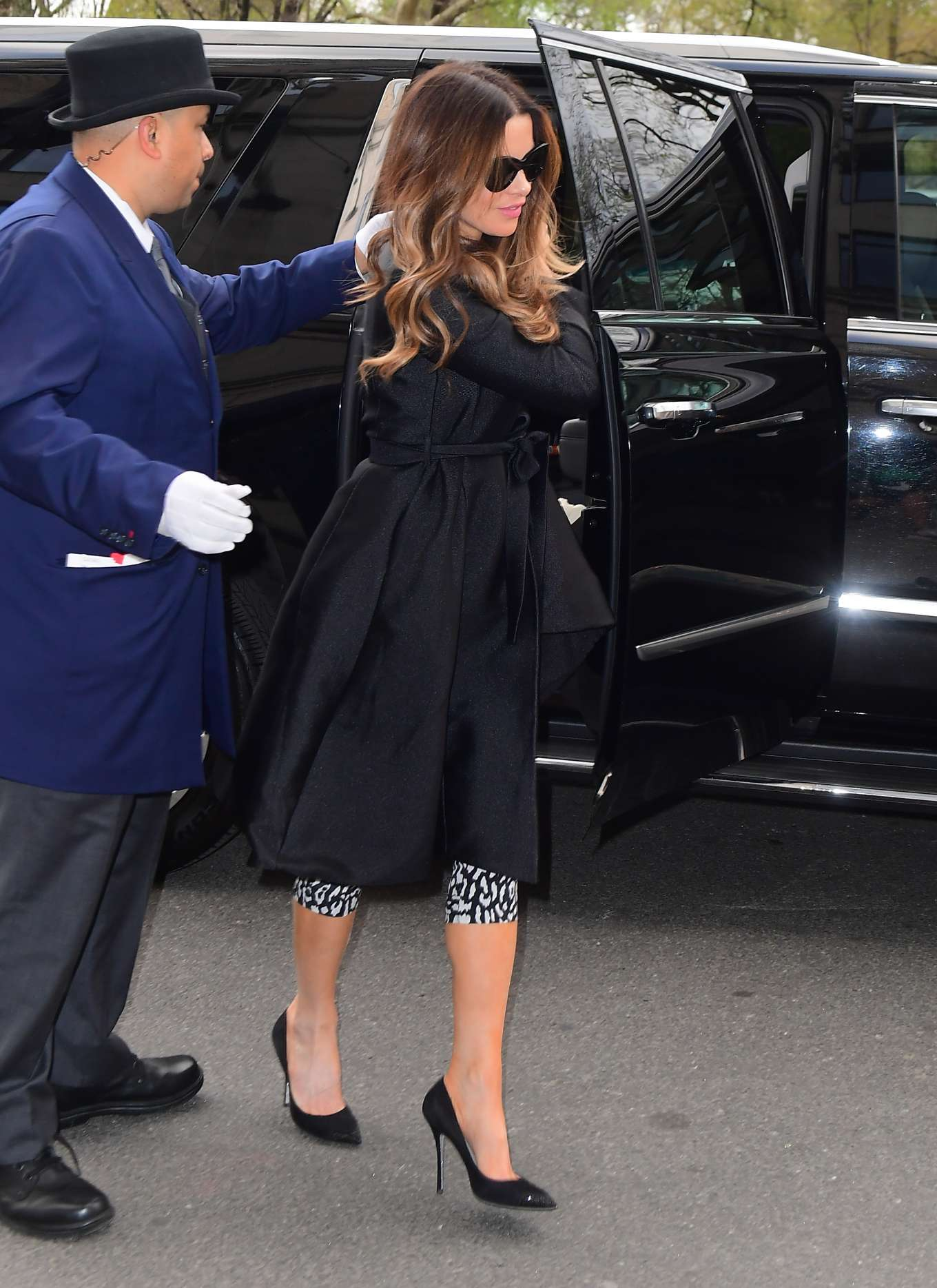Kate Beckinsale 2019 : Kate Beckinsale: Out in NYC -02