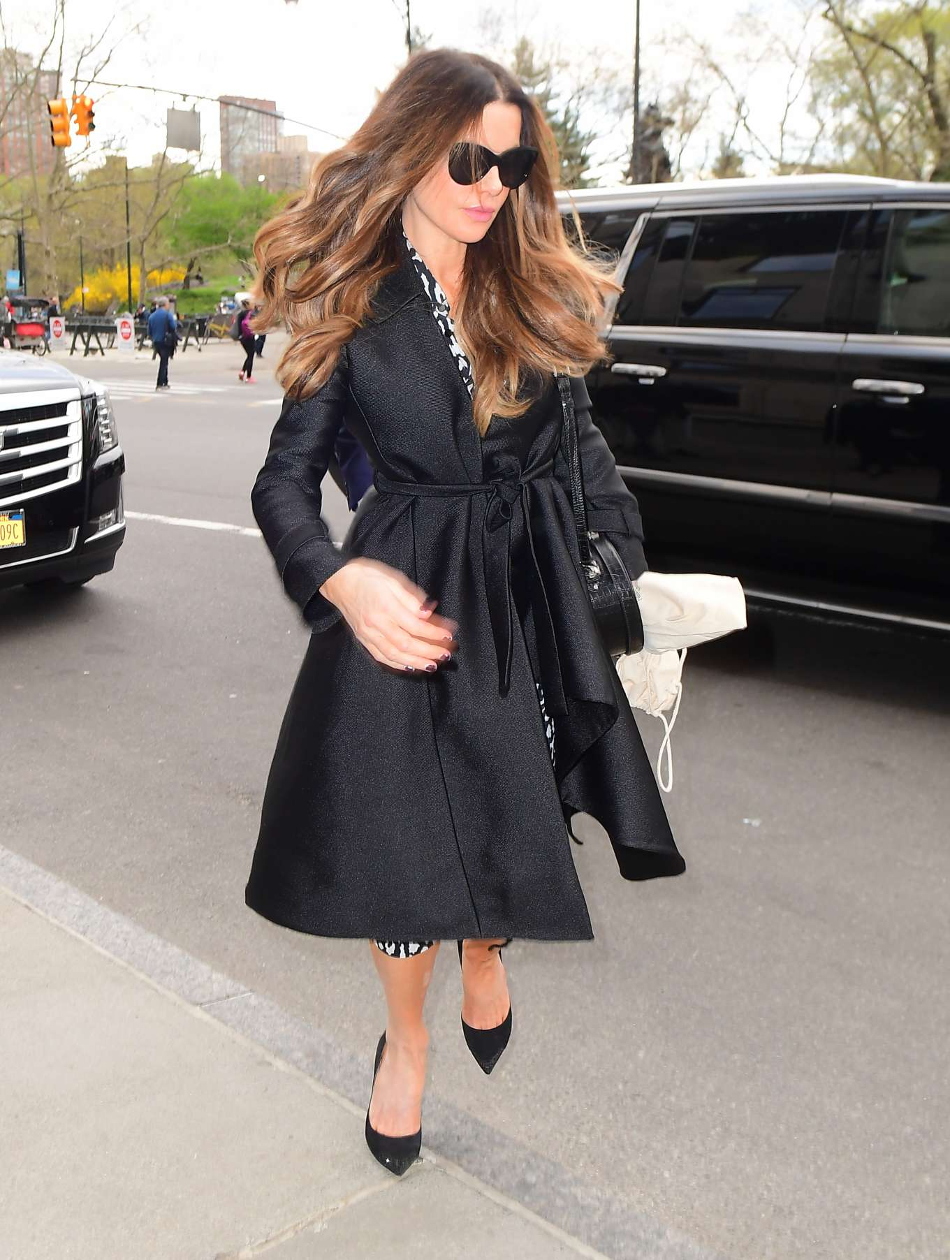 Kate Beckinsale 2019 : Kate Beckinsale: Out in NYC -04
