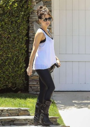 Kate Beckinsale out in Santa Monica