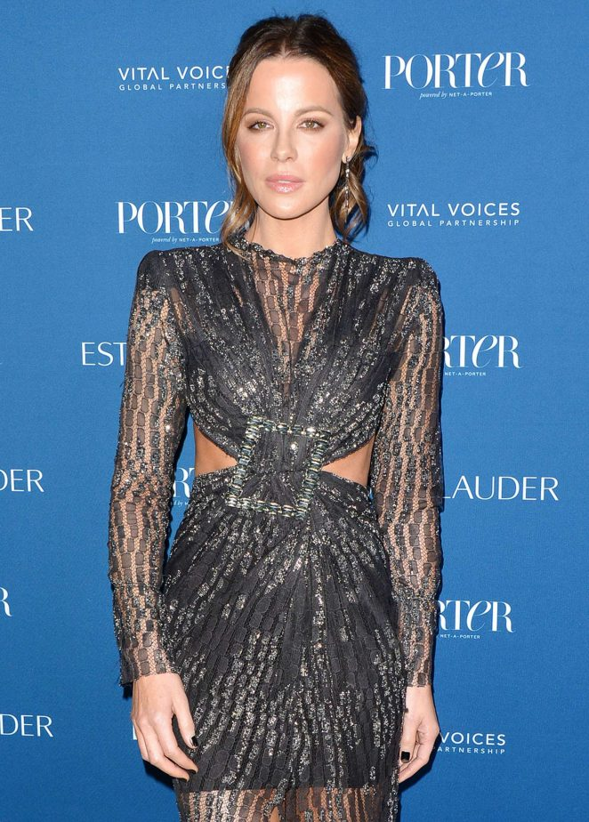 Kate Beckinsale – Porter's 3rd Annual Incredible Women Gala in LA