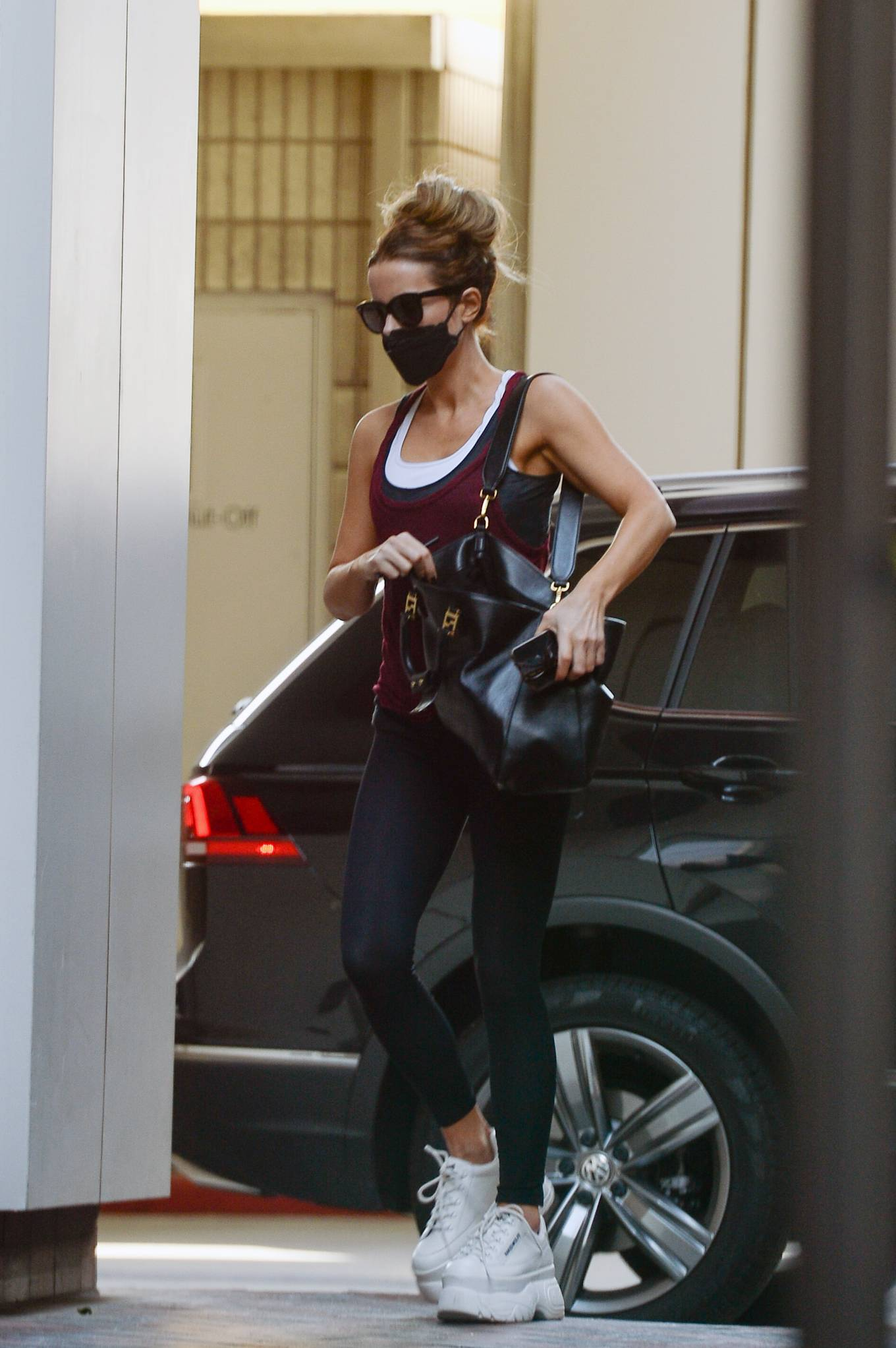 Kate Beckinsale 2021 : Kate Beckinsale – Seen at the gym in Los Angeles-17