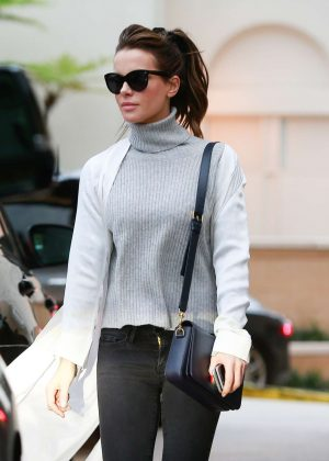 Kate Beckinsale - Shopping at Barney's New York in Los Angeles