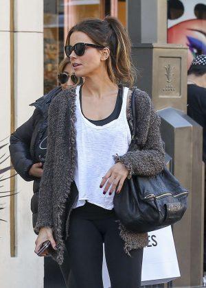 Kate Beckinsale - Shopping at Elizabeth & James in West Hollywood