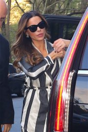 Kate Beckinsale - Spotted outside her hotel in NYC