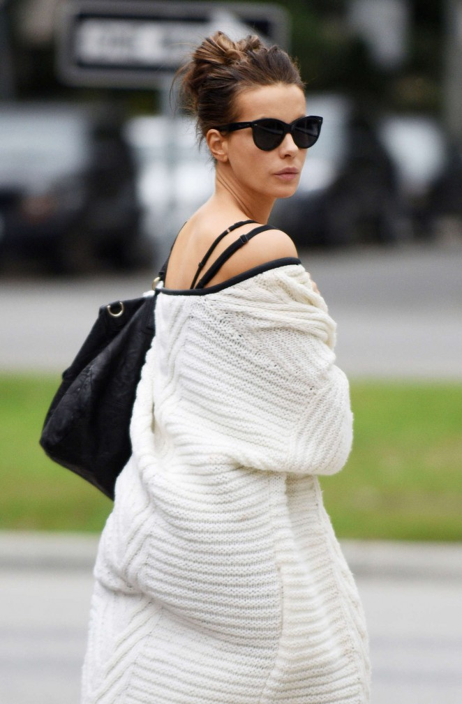 Kate Beckinsale Style - out in LA
