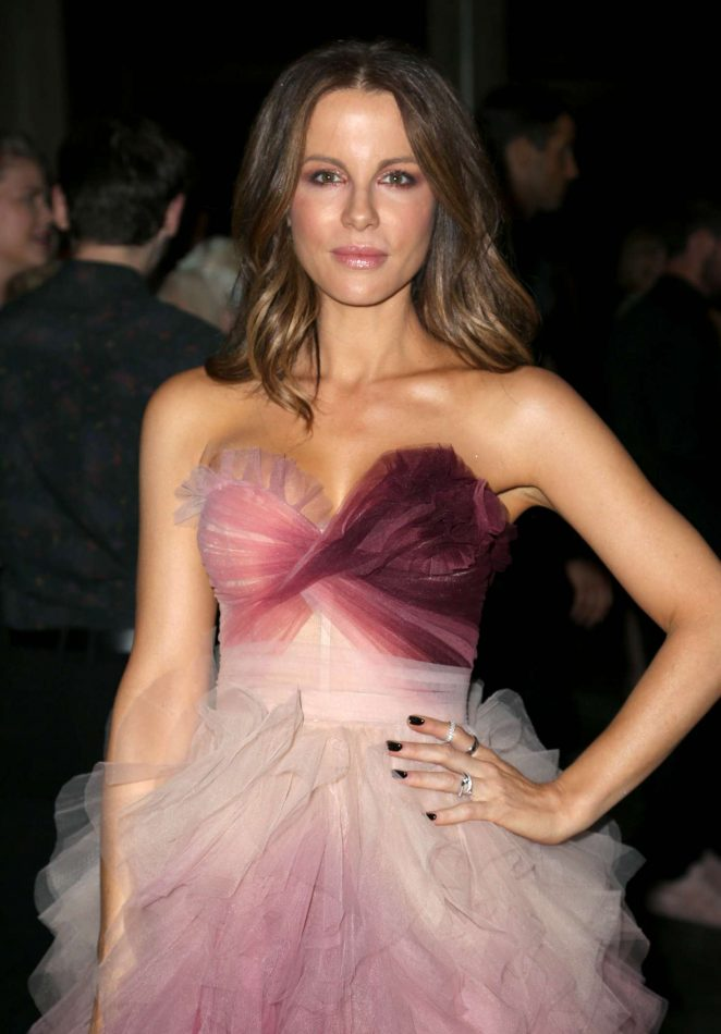 Kate Beckinsale - 'The Only Living Boy In New York' Premiere after party in NY