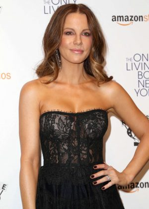 Kate Beckinsale - 'The Only Living Boy In New York' Premiere in New York