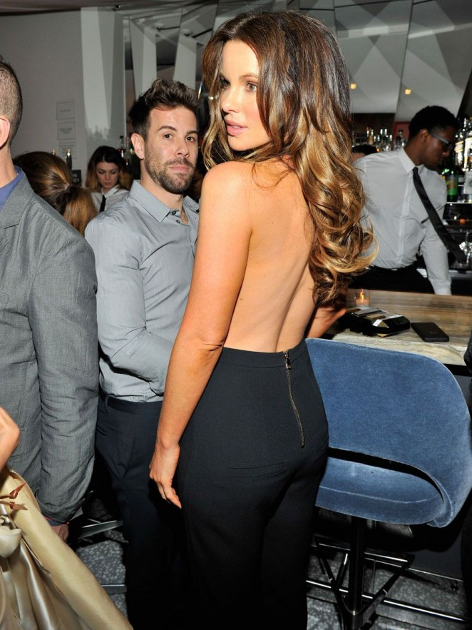 Kate Beckinsale - Victoria Beckham Collection Dinner in Beverly Hills