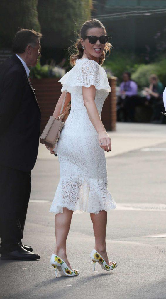 Kate Beckinsale 2019 : Kate Beckinsale – Wimbledon Tennis Championships 2019-01