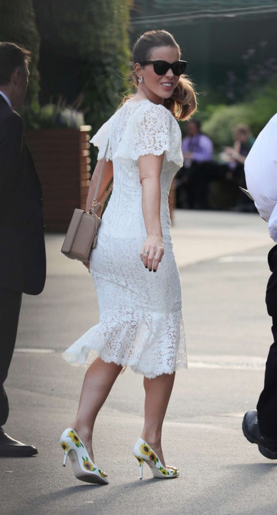 Kate Beckinsale - Wimbledon Tennis Championships 2019 in London