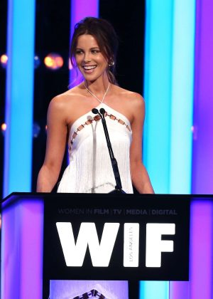 Kate Beckinsale - Women in Film 2016 Crystal Lucy Awards in Los Angeles