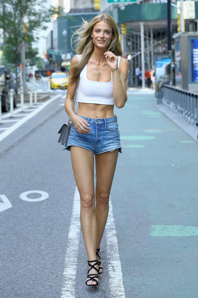 Kate Bock At Casting Call For The Victoria S Secret Fashion Show