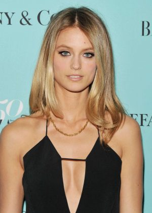 Kate Bock - Harper's Bazaar and Tiffany and Co Celebrate 150 Years in NYC