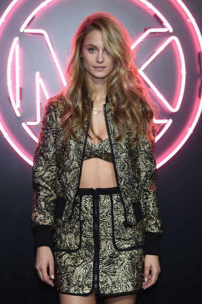 Kate Bock - Jump Into Spring: Michael Kors Spring 2019 Launch Party in NYC