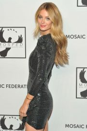 Kate Bock - Mosaic Federation Gala Against Human Slavery in NYC