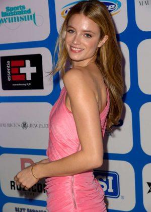 Kate Bock - Sports Illustrated 1st Annual Celebrity Beach Soccer Party in Miami