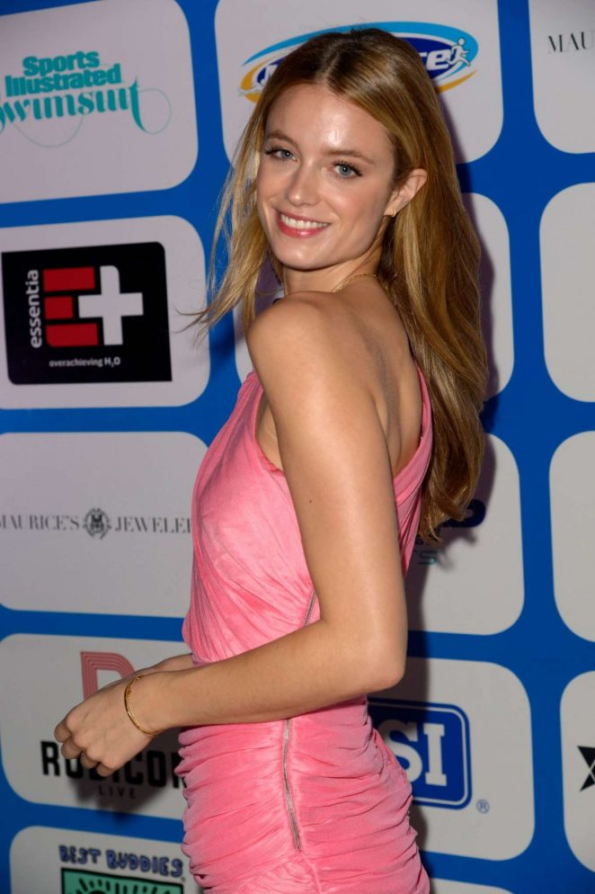 Kate Bock – Sports Illustrated 1st Annual Celebrity Beach Soccer Party in Miami
