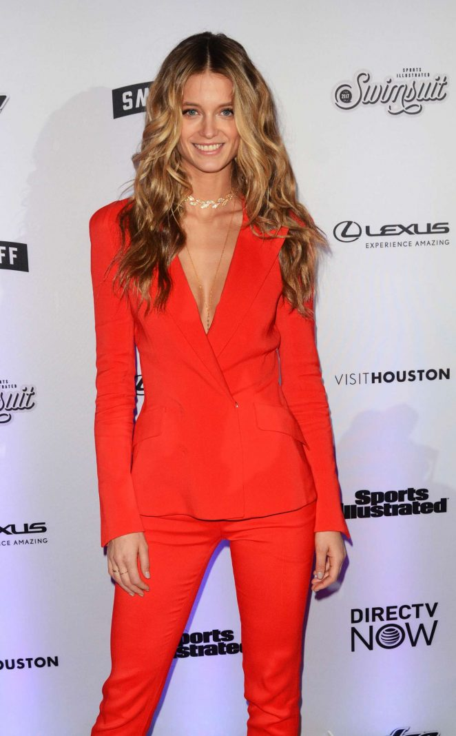 Kate Bock - Sports Illustrated Swimsuit Edition Launch Event in NY
