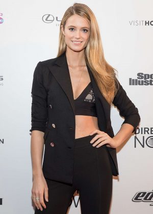 Kate Bock - VIBES By Sports Illustrated Swimsuit 2017 Launch Festival Day 2 in Houston