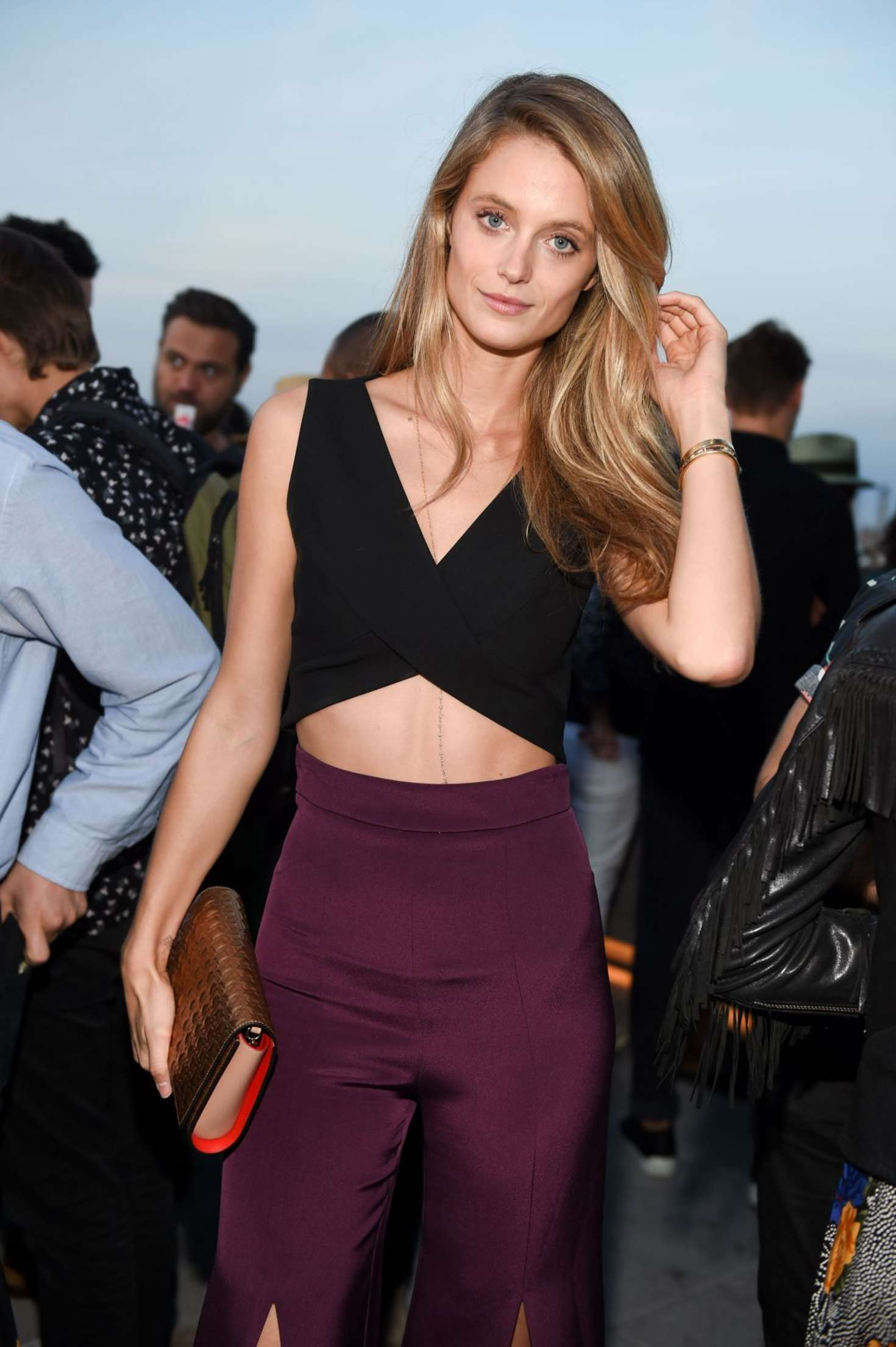 Kate Bock W Magazine Presents Who S Who In New York