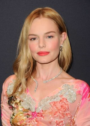 Kate Bosworth - 2017 HFPA and InStyle Golden Globe Season in LA