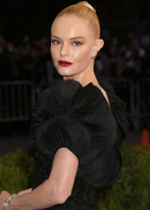 Kate Bosworth – 2017 MET Costume Institute Gala in NYC