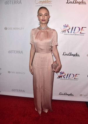 Kate Bosworth - 2018 RIDE Foundation Dance For Freedom in Santa Monica