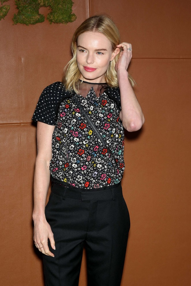 Kate Bosworth - 2015 Coach and Friends of the High Line Summer Party in NYC