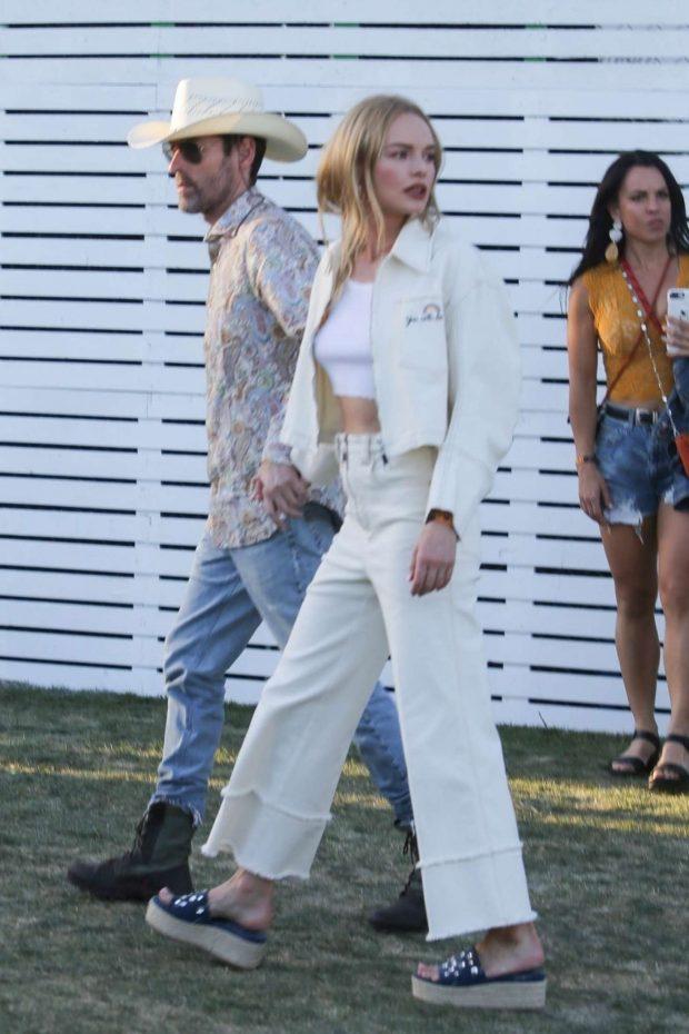 Kate Bosworth at Coachella Music Festival in Indio
