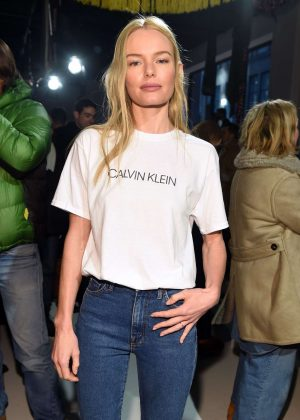 Kate Bosworth - Calvin Klein Show 2017 at NYFW in NYC
