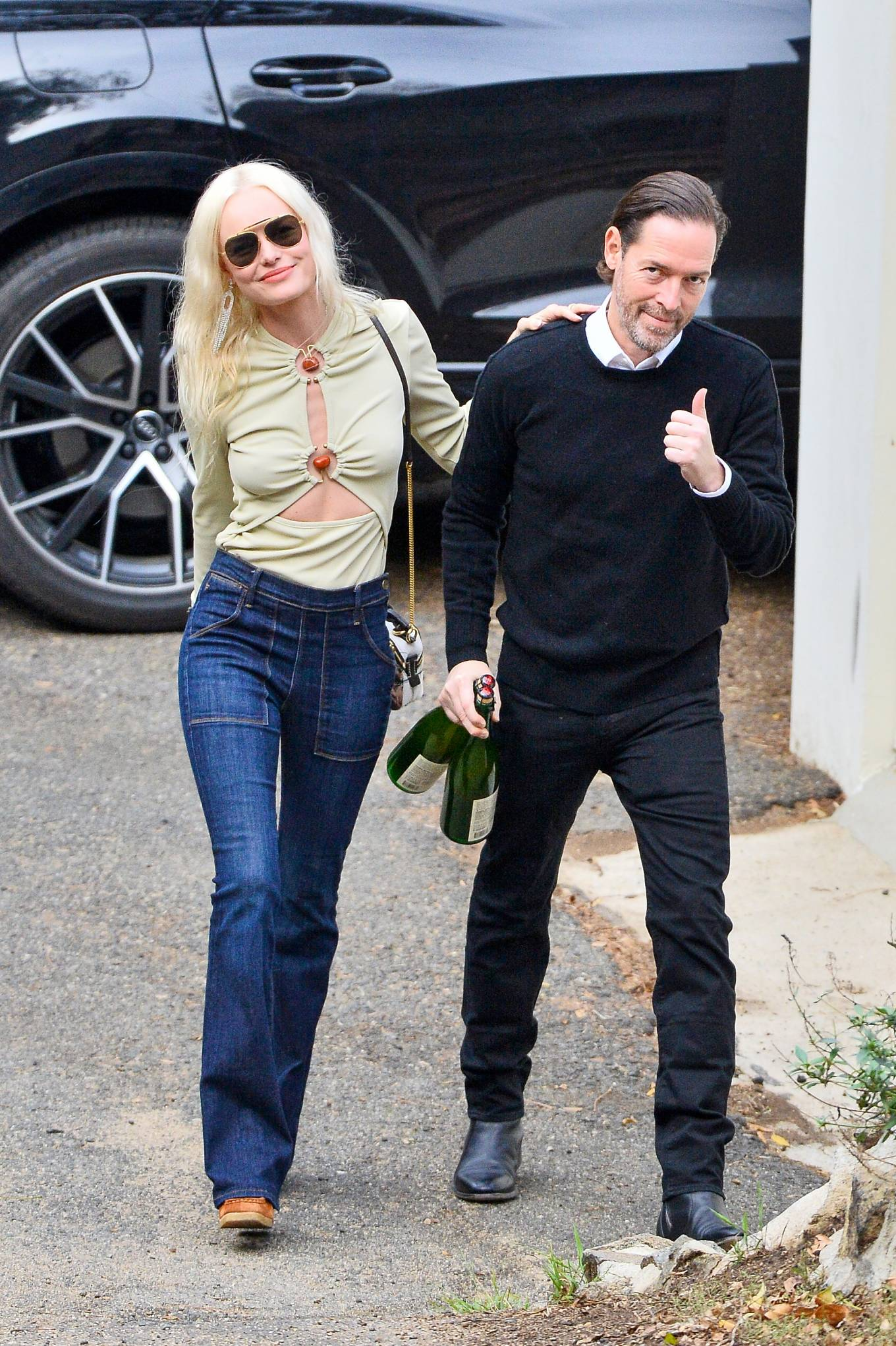 Kate Bosworth - Celebrates her 38th birthday in Beverly Hills