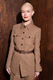 Kate Bosworth - Chloe Fashion Show 2020 in Paris