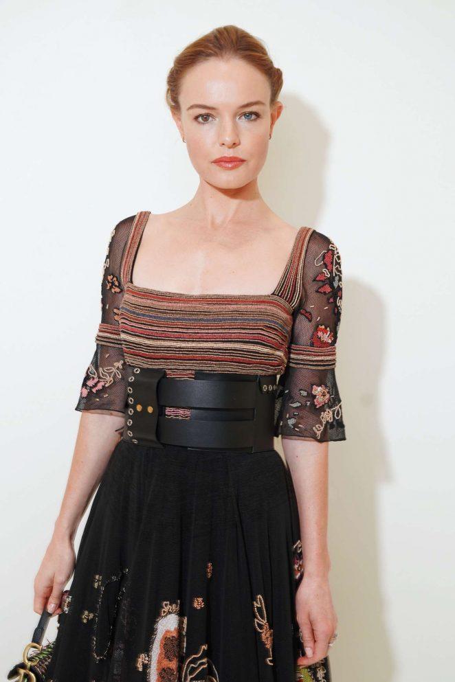 Kate Bosworth - Christian Dior Haute Couture Show 2019 in Paris