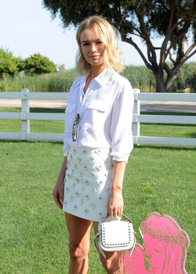 Kate Bosworth – Coach Backstage at SOHO Desert House in La Quinta
