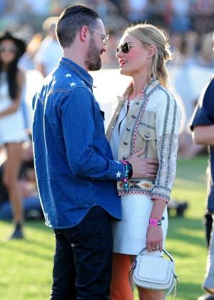 Kate Bosworth: Coachella Music Festival Day -10