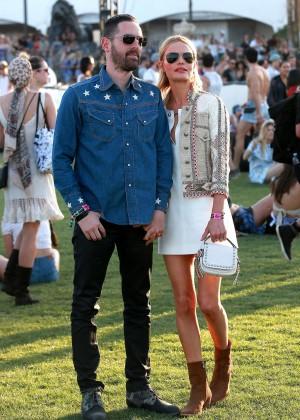 Kate Bosworth: Coachella Music Festival Day -11