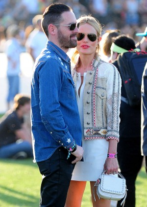 Kate Bosworth: Coachella Music Festival Day -12