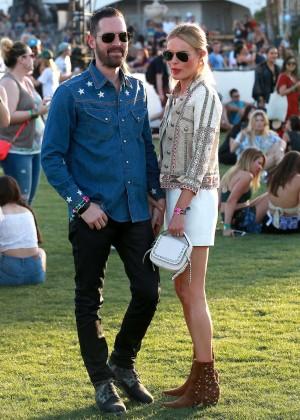 Kate Bosworth: Coachella Music Festival Day -14