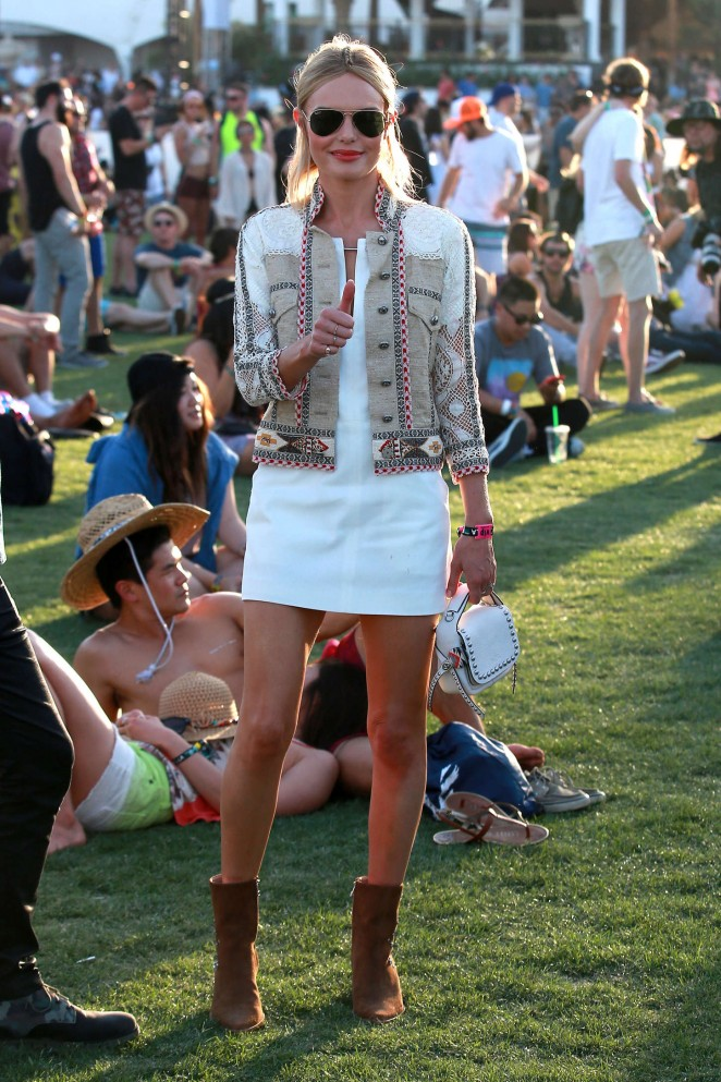 Kate Bosworth – Coachella Music Festival Day 2 in Indio