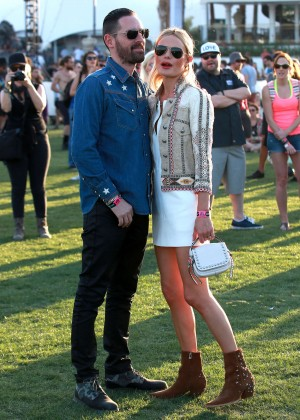 Kate Bosworth: Coachella Music Festival Day -17