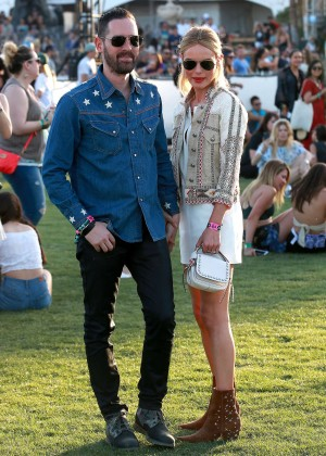 Kate Bosworth: Coachella Music Festival Day -23