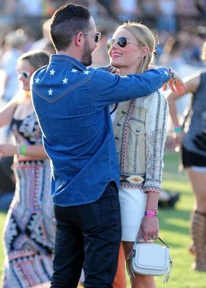 Kate Bosworth: Coachella Music Festival Day -25